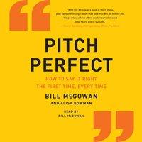 Pitch Perfect - Bill McGowan - audiobook