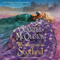 What Happens in Scotland - Jennifer McQuiston - audiobook