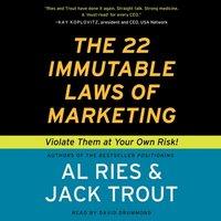 22 Immutable Laws of Marketing - Al Ries - audiobook