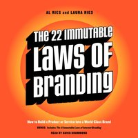 22 Immutable Laws of Branding - Al Ries - audiobook