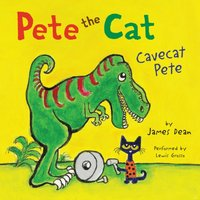 Pete the Cat: Cavecat Pete - James Dean - audiobook
