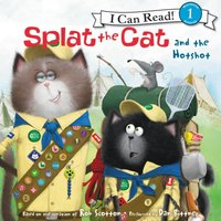 Splat the Cat and the Hotshot - Rob Scotton - audiobook