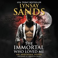 Immortal Who Loved Me - Lynsay Sands - audiobook