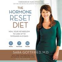 Hormone Reset Diet - M.D. Sara Gottfried - audiobook