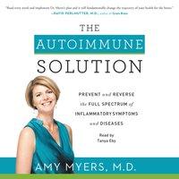 Autoimmune Solution - M.D. Amy Myers - audiobook