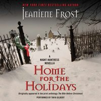 Home for the Holidays - Jeaniene Frost - audiobook