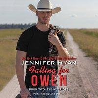 Falling for Owen - Jennifer Ryan - audiobook