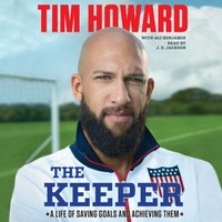 Keeper - Tim Howard - audiobook