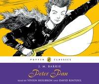 Peter Pan - J. M. Barrie - audiobook
