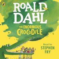 Enormous Crocodile - Roald Dahl - audiobook