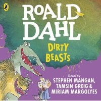Dirty Beasts - Roald Dahl - audiobook