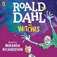 Witches - Roald Dahl - audiobook