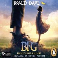 BFG - Roald Dahl - audiobook