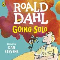 Going Solo - Roald Dahl - audiobook