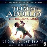 Hidden Oracle (The Trials of Apollo Book 1) - Rick Riordan - audiobook