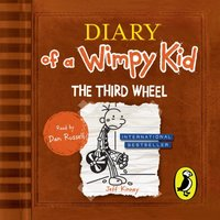 Diary of a Wimpy Kid: The Third Wheel (Book 7) - Jeff Kinney - audiobook