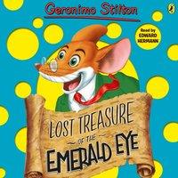 Geronimo Stilton: Lost Treasure of the Emerald Eye (#1) - Geronimo Stilton - audiobook