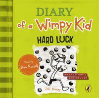 Diary of a Wimpy Kid: Hard Luck (Book 8) - Jeff Kinney - audiobook
