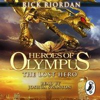 Lost Hero (Heroes of Olympus Book 1) - Rick Riordan - audiobook