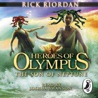 Son of Neptune (Heroes of Olympus Book 2) - Rick Riordan - audiobook