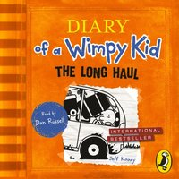 Diary of a Wimpy Kid: The Long Haul (Book 9) - Jeff Kinney - audiobook