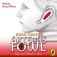 Artemis Fowl and the Eternity Code - Eoin Colfer - audiobook