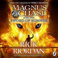 Magnus Chase and the Sword of Summer (Book 1) - Rick Riordan - audiobook