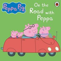 Peppa Pig: On the Road with Peppa - John Sparkes - audiobook