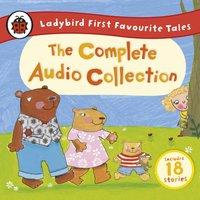 Ladybird First Favourite Tales: The Complete Audio Collection - Opracowanie zbiorowe - audiobook