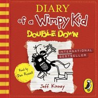 Diary of a Wimpy Kid: Double Down (Book 11) - Jeff Kinney - audiobook