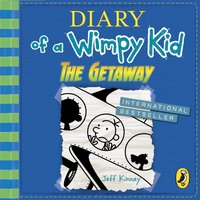 Diary of a Wimpy Kid: The Getaway (Book 12) - Jeff Kinney - audiobook