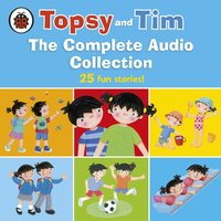 Topsy and Tim: The Complete Audio Collection - Jean Adamson - audiobook