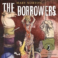 Borrowers - Mary Norton - audiobook