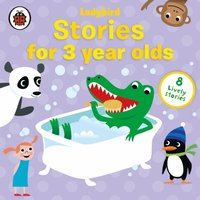 Stories for Three-year-olds - Opracowanie zbiorowe - audiobook