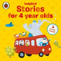 Stories for Four-year-olds - Nigel Pilkington - audiobook