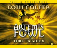 Artemis Fowl and the Time Paradox - Eoin Colfer - audiobook