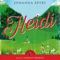 Heidi - Spyri Johanna - audiobook