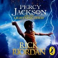 Percy Jackson and the Lightning Thief (Book 1) - Rick Riordan - audiobook