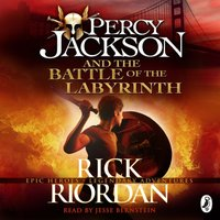Percy Jackson and the Battle of the Labyrinth (Book 4) - Rick Riordan - audiobook