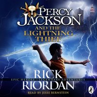 Percy Jackson and the Lightning Thief - Rick Riordan - audiobook