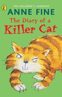 Diary of a Killer Cat - Anne Fine - audiobook