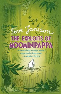 Exploits of Moominpappa - Tove Jansson - audiobook