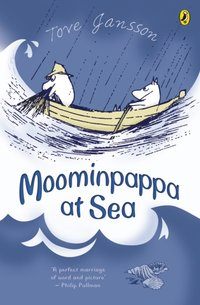 Moominpappa at Sea - Tove Jansson - audiobook