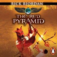 Red Pyramid (The Kane Chronicles Book 1) - Rick Riordan - audiobook