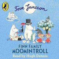 Finn Family Moomintroll - Tove Jansson - audiobook