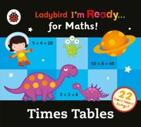 Ladybird Times Tables Audio Collection: I'm Ready for Maths - Opracowanie zbiorowe - audiobook