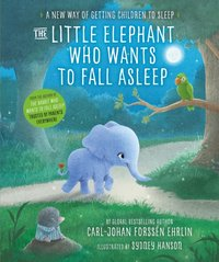 Little Elephant Who Wants to Fall Asleep - Carl-Johan Forss n Ehrlin - audiobook