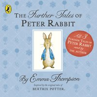 Further Tales of Peter Rabbit - Emma Thompson - audiobook