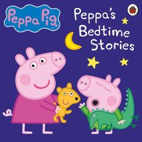 Peppa Pig: Bedtime Stories - John Sparkes - audiobook