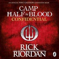 Camp Half-Blood Confidential - Rick Riordan - audiobook